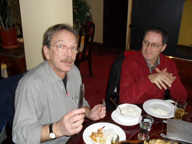 Réunion de membres à Quaregnon le 23 décembre 2009 15_reu10