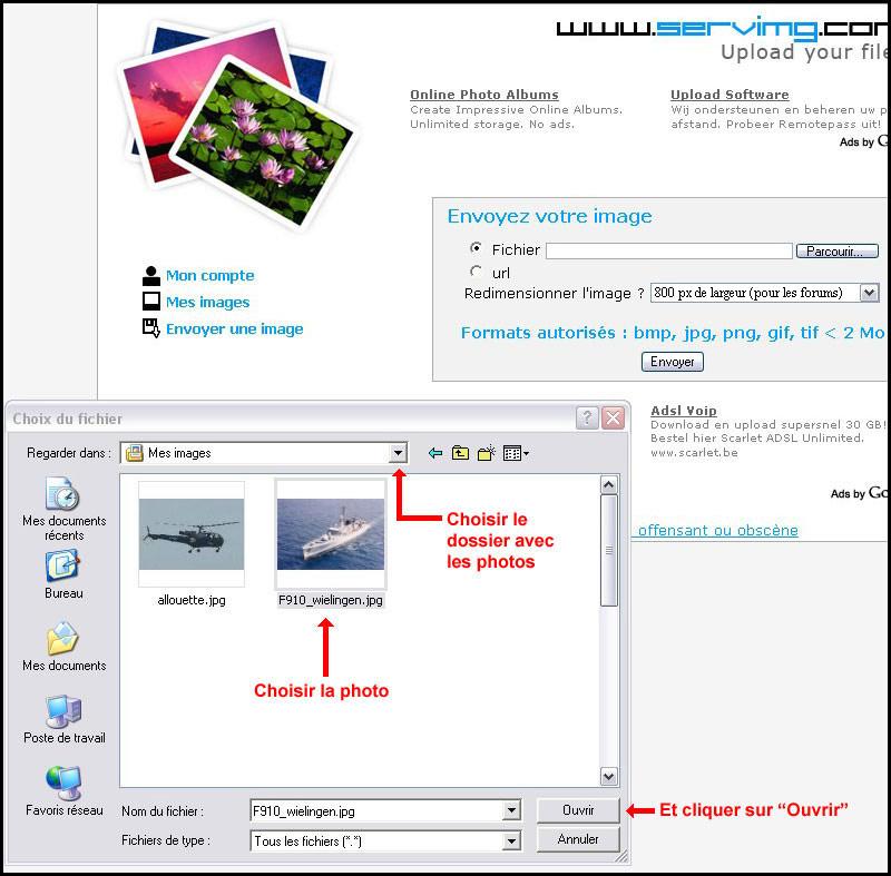 Comment mettre vos photos sur le forum ? - Page 2 Choisi11