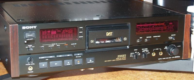 e a cassete não morre Sony_d10