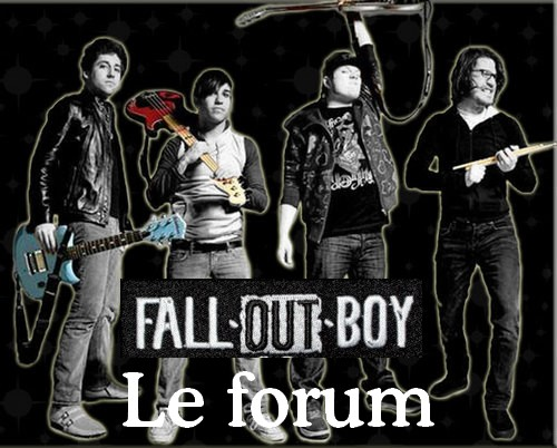 Fall Out Boy' Zik