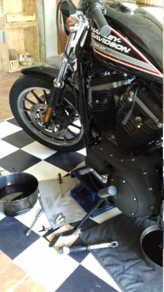 Mes autres !!! (Honda CB350, Harley 883) - Page 2 20180611