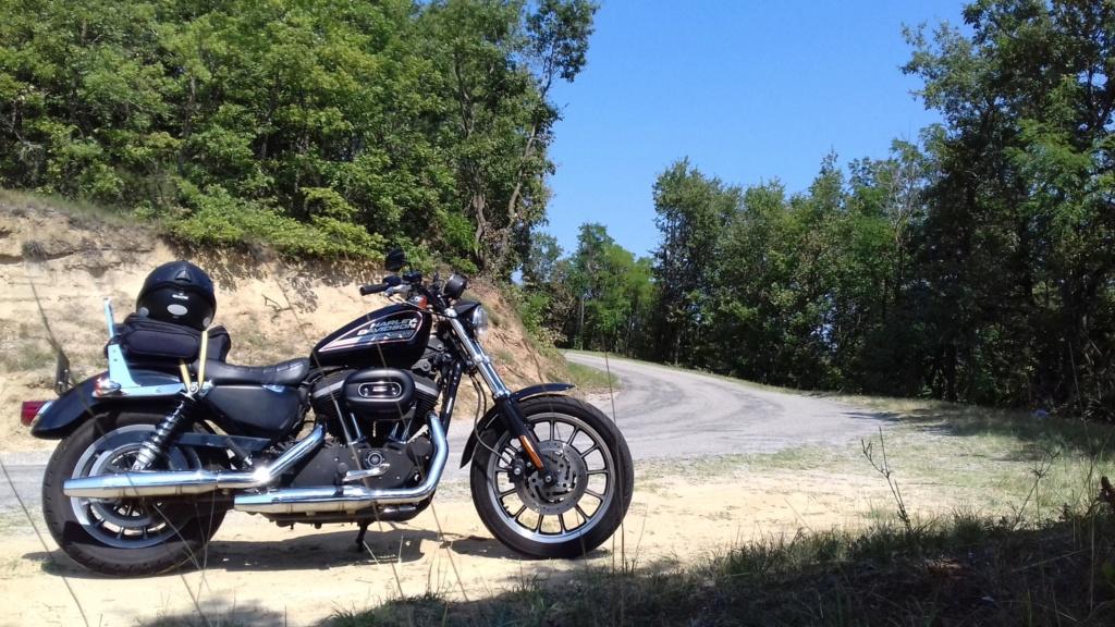 Mes autres !!! (Honda CB350, Harley 883) - Page 2 20180820