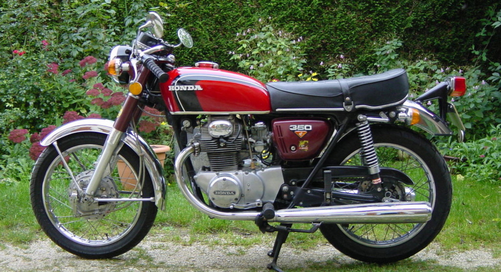 Mes autres !!! (Honda CB350, Harley 883) - Page 3 Cb350_10