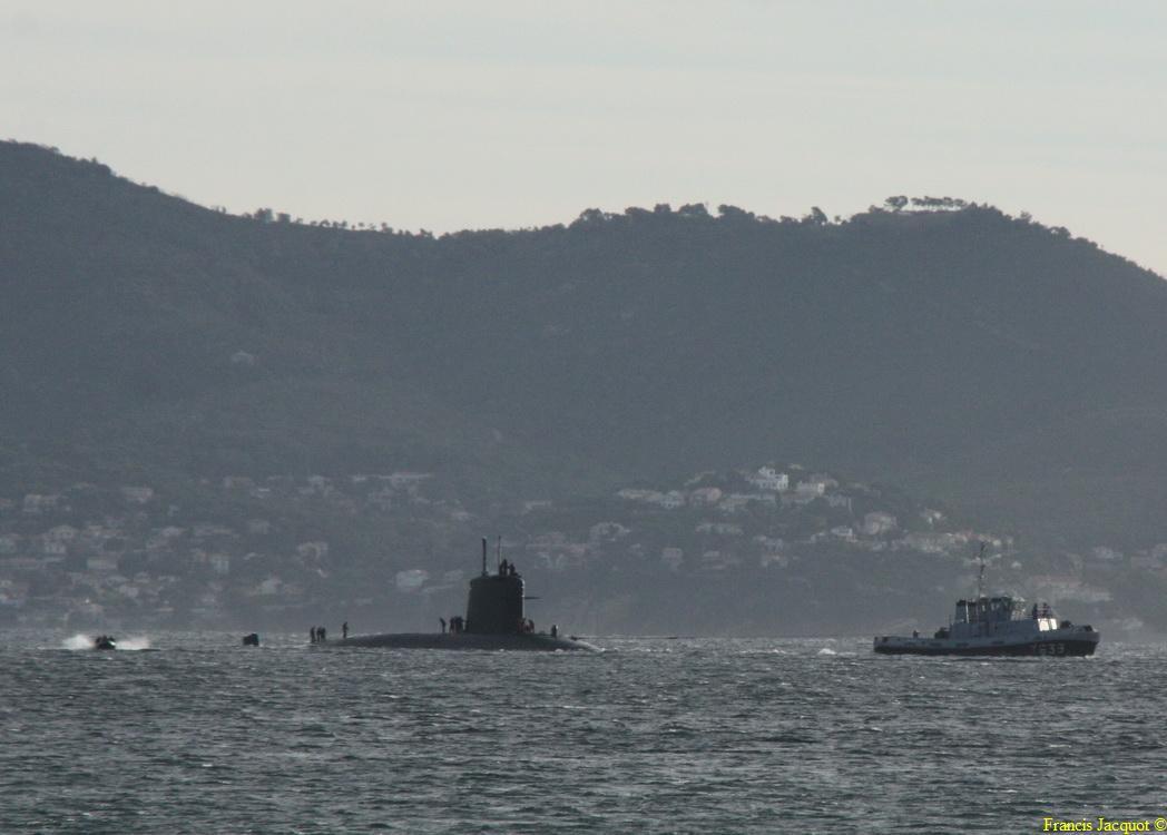 [Les ports militaires de métropole] Port de Toulon - TOME 1 - Page 3 0311