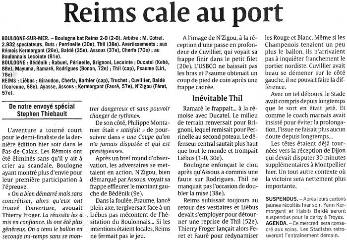 Allez Reims! [saison 2007/08] - Page 2 Articl10