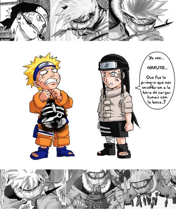 imágenes graciosas Naruto16