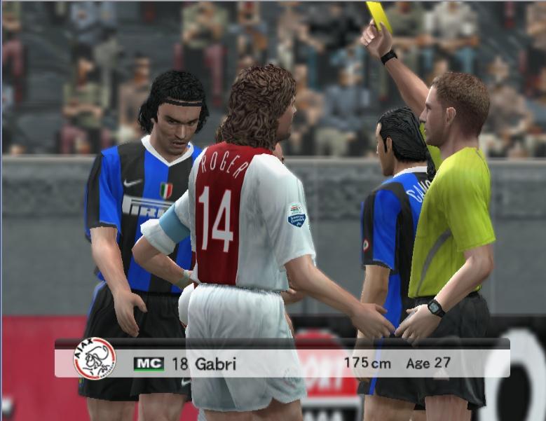 Ajax / Inter Biscot11