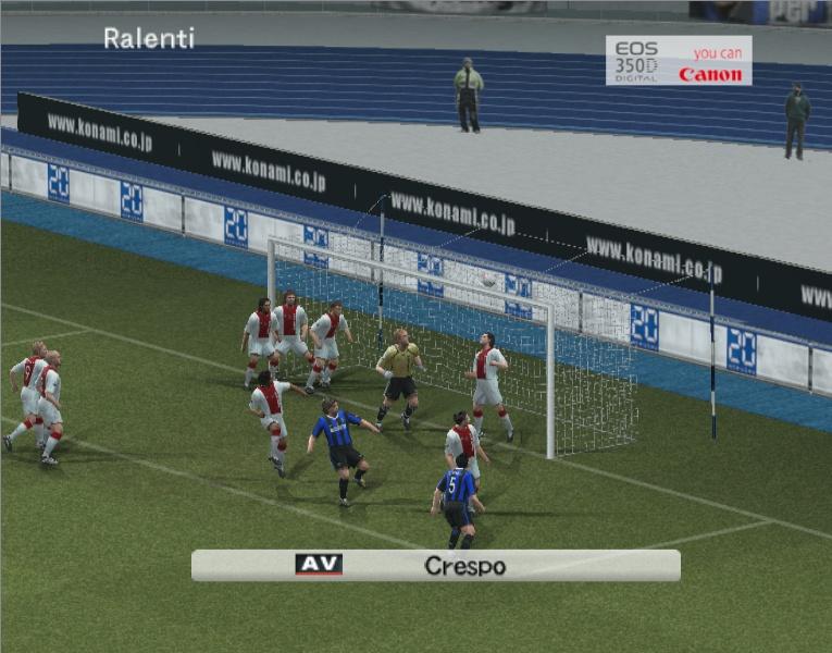 Ajax / Inter Crespo10