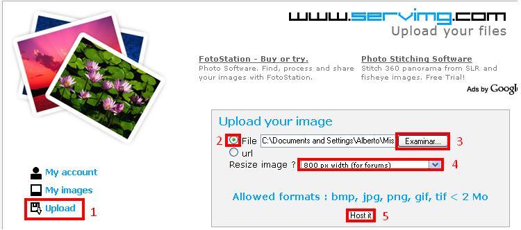 "Tutorial de característica ""Insertar imagenes"". Tut210"