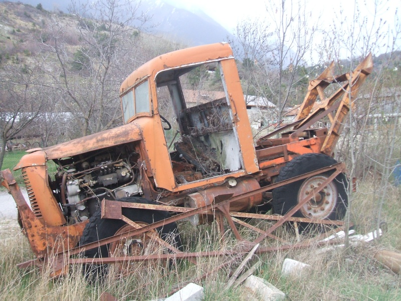 Utilitaires et poids-lourds  non Citroën ... Epaves10