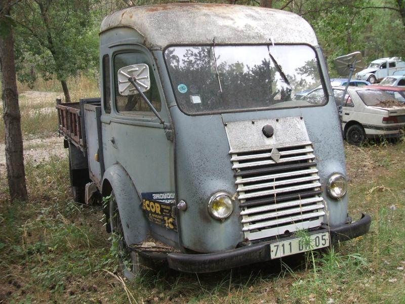 Utilitaires et poids-lourds  non Citroën ... Epaves12