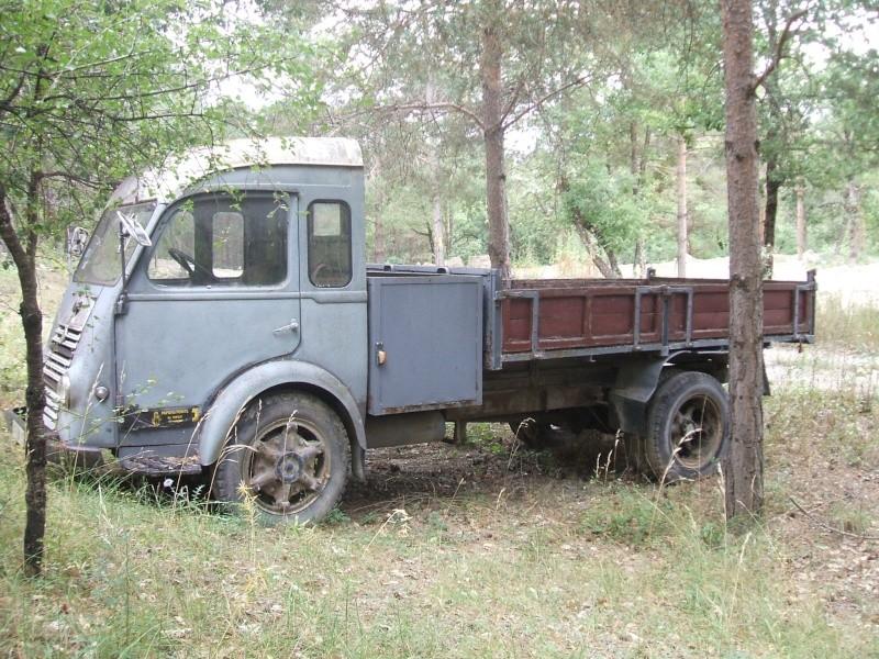 Utilitaires et poids-lourds  non Citroën ... Epaves13