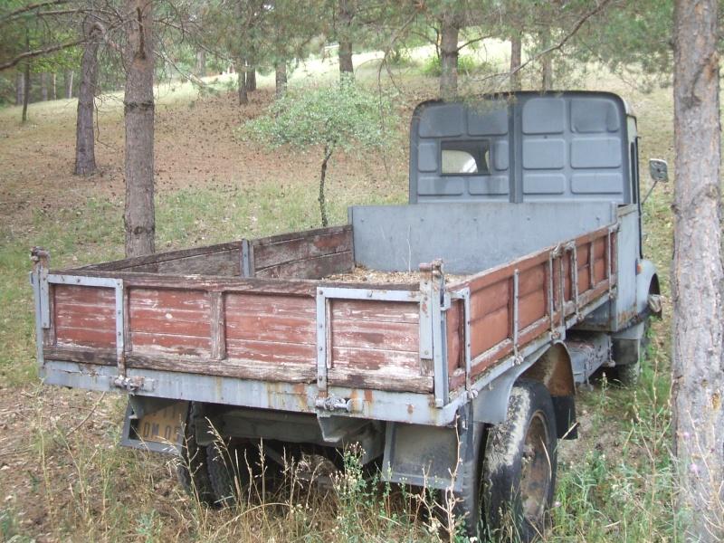 Utilitaires et poids-lourds  non Citroën ... Epaves14