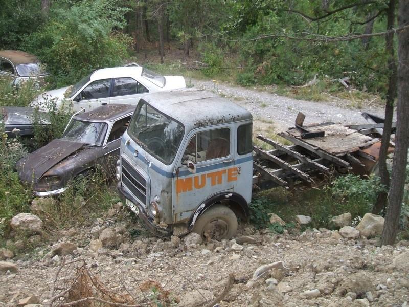 Utilitaires et poids-lourds  non Citroën ... Epaves15