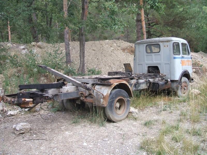 Utilitaires et poids-lourds  non Citroën ... Epaves17