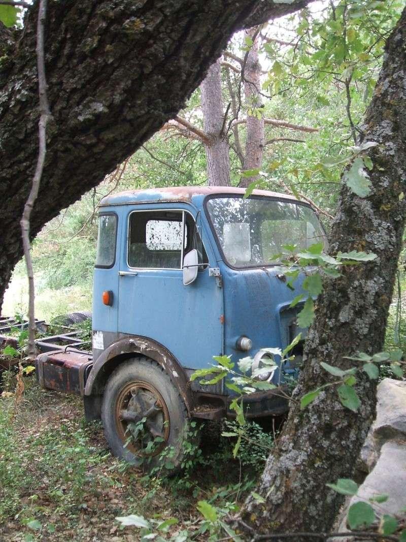 Utilitaires et poids-lourds  non Citroën ... Epaves18
