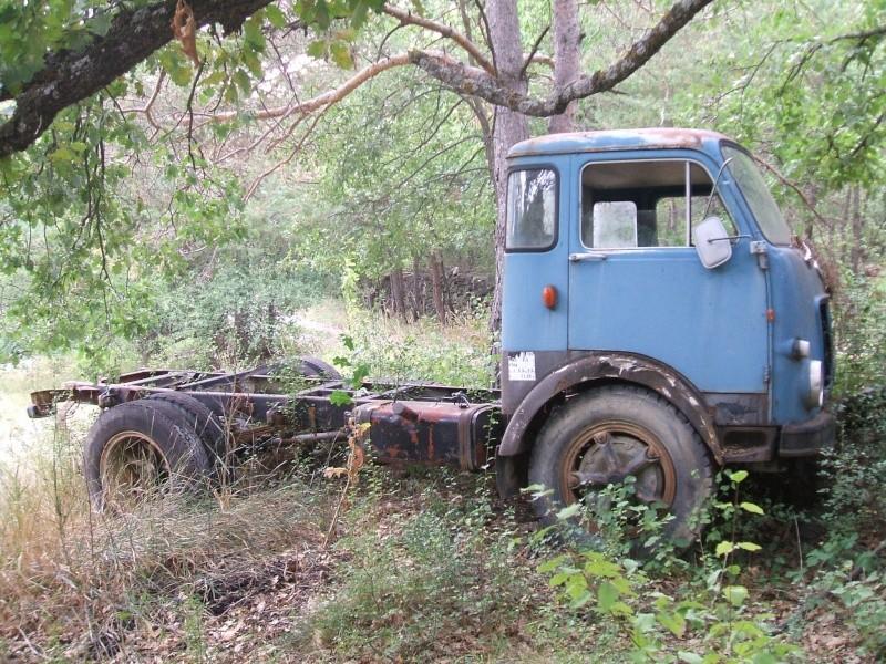 Utilitaires et poids-lourds  non Citroën ... Epaves19
