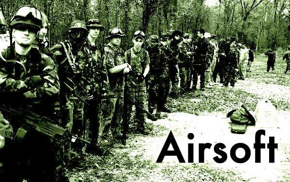 Airsoft Squad