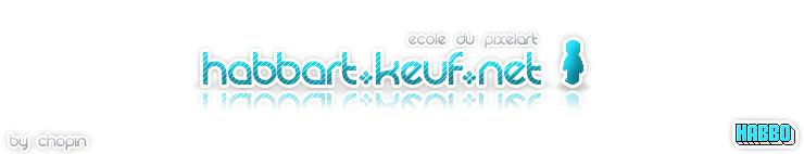 HabbArt ›› Devenez un as du PixelArt ! Logoha10