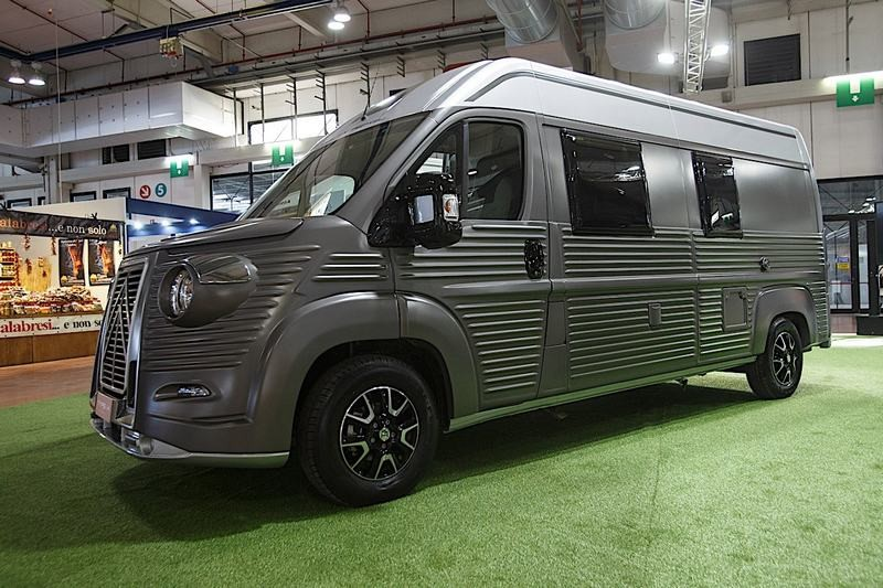 "nouvelle collection Hachette ""Passion Camping Cars"" Big-7840"