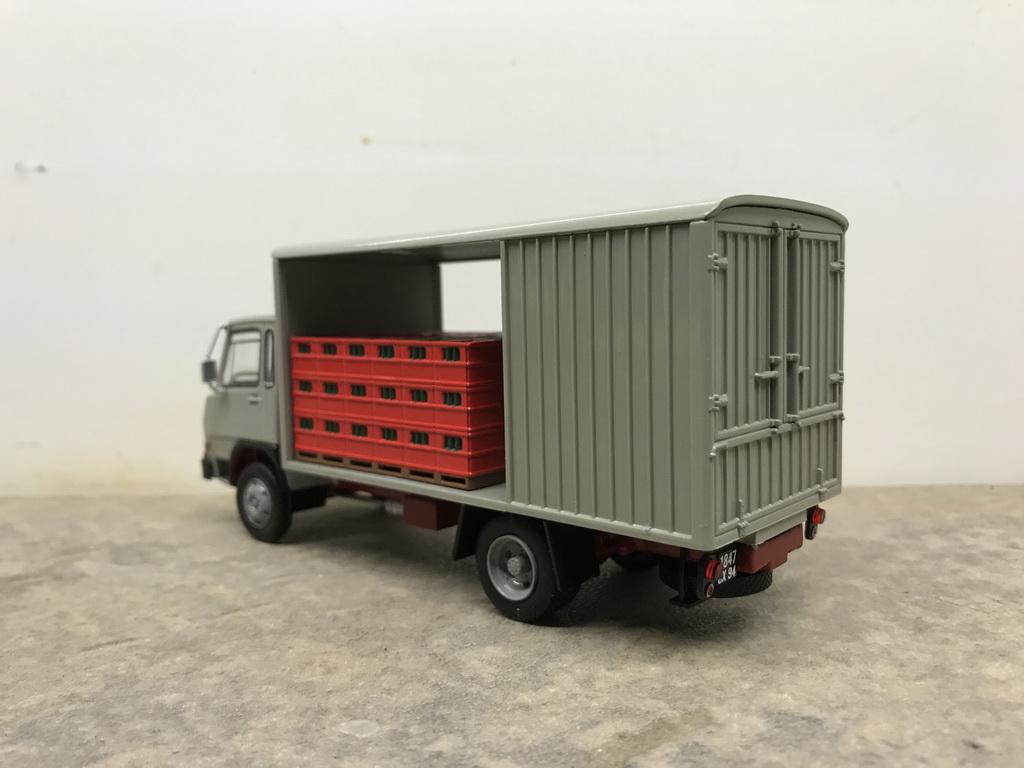 BERLIET / CITROËN DAUPHIN en miniature Img_0516