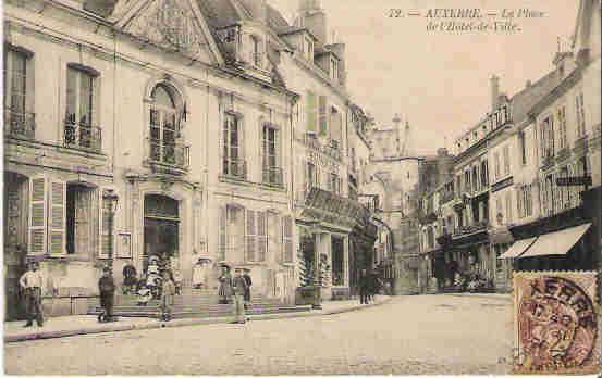 expo à Auxerre : Les services postaux pendant l'année terrible Auxerr10