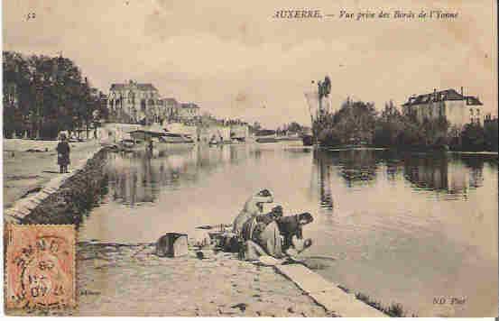 expo à Auxerre : Les services postaux pendant l'année terrible Auxerr11