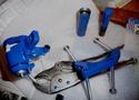 Résolu:mise en peinture pour étriers de frein BB7 + autre..... Etrier11