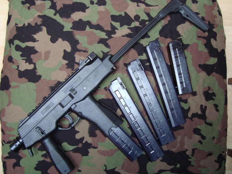 carabine 9mm Bourse13