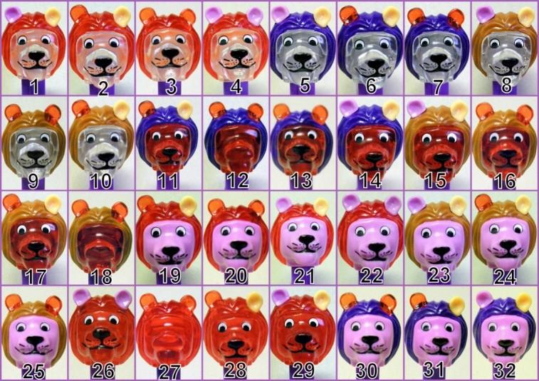 Images variantes Lion Kopfbi10