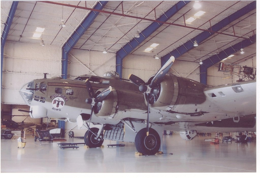 Lone Star Flight Muséum ................Galvestone Texas Mirage21