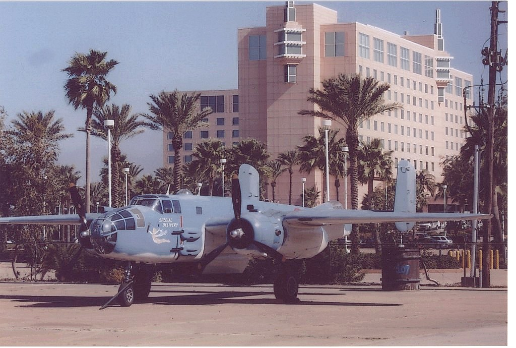 Lone Star Flight Muséum ................Galvestone Texas Mirage40