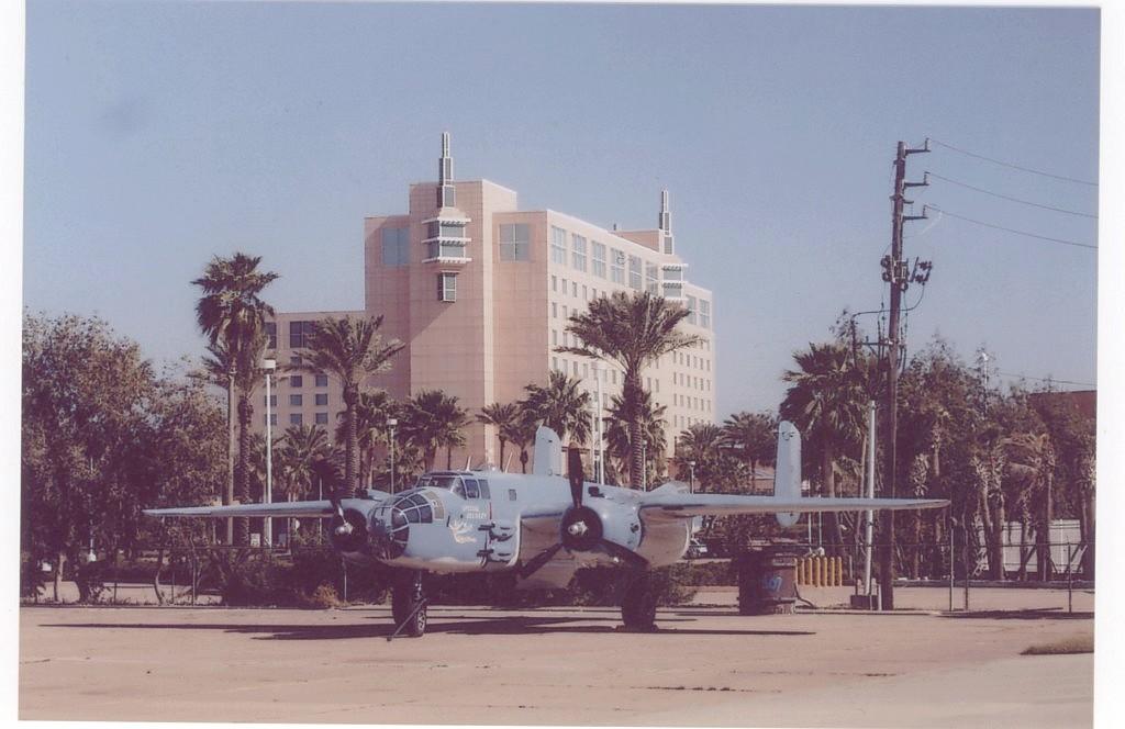 Lone Star Flight Muséum ................Galvestone Texas Mirage41