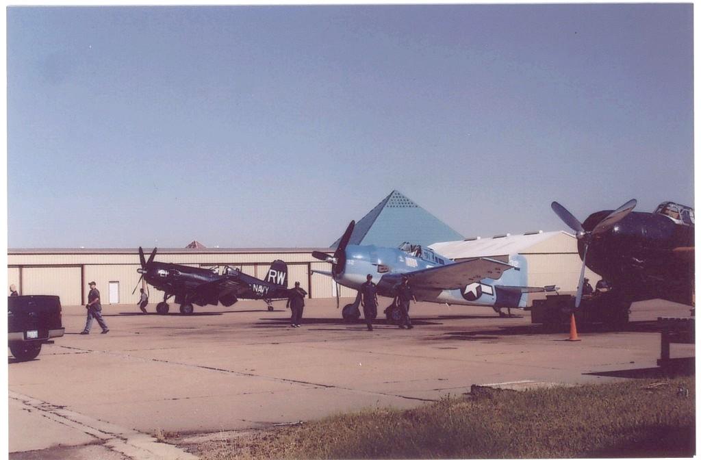 Lone Star Flight Muséum ................Galvestone Texas Mirage43