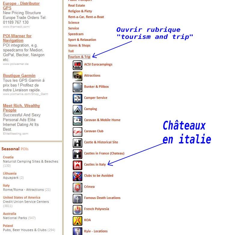 2713 châteaux en Italie [fichier KML pour Google Earth] Capt-110