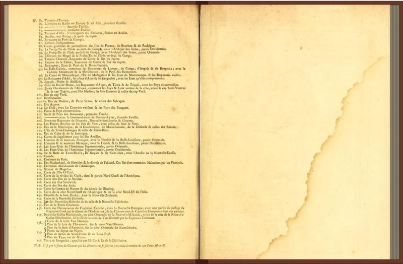 Atlas Encyclopédique de Bonne et Desmarest (2 volumes) Captu166