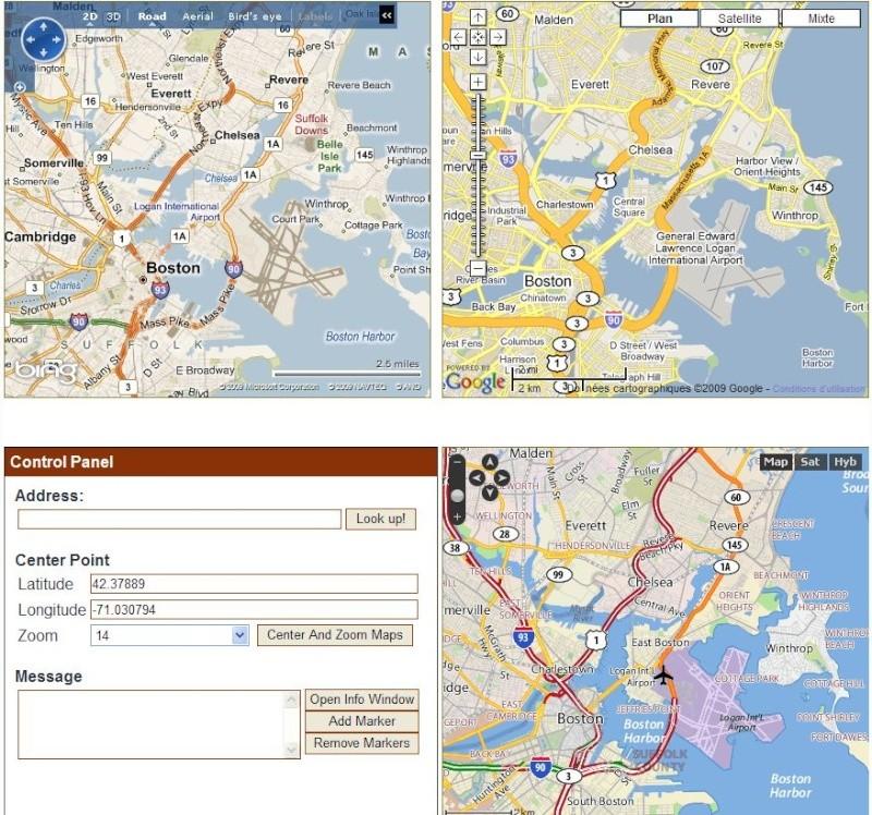 Les MASHUPS utilisant Google Maps Captur37