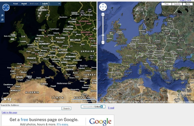 Les MASHUPS utilisant Google Maps Captur48