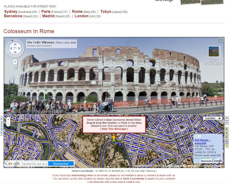 Les MASHUPS utilisant Google Maps Captur55