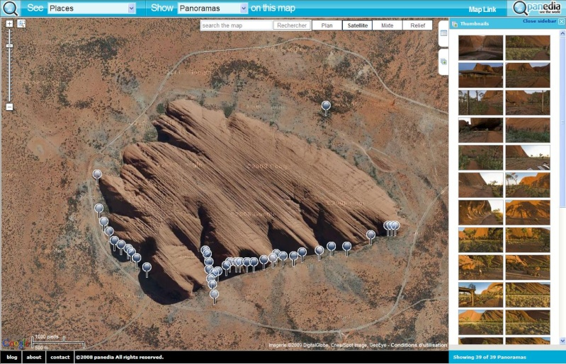 Les MASHUPS utilisant Google Maps - Page 2 Captur60
