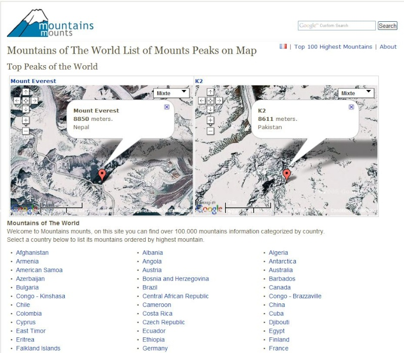 Les MASHUPS utilisant Google Maps - Page 2 Captur62