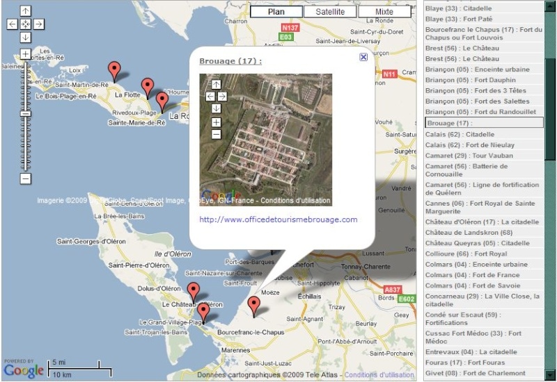 Les MASHUPS utilisant Google Maps - Page 2 Captur74