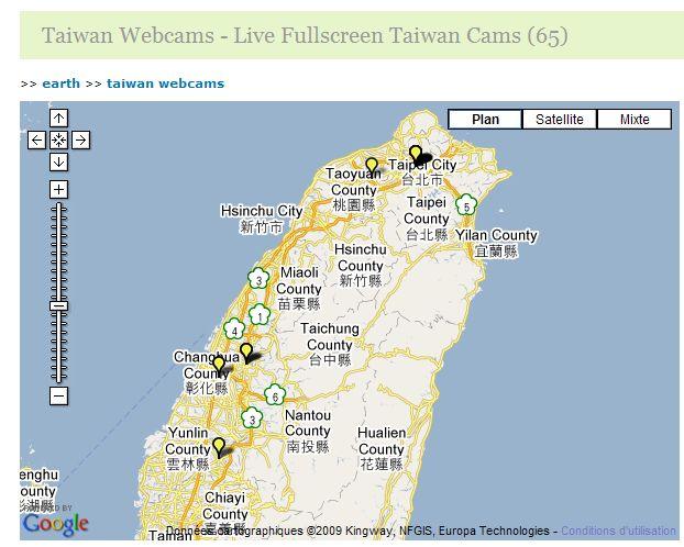 Les MASHUPS utilisant Google Maps - Page 2 Captur80