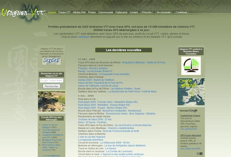 Utagawa VTT : 3323 itinéraires en VTT -  [fichier Traces GPS pour Google Earth] Captur85