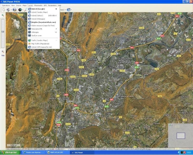 Le relief de Gmaps dans Google Earth [Surcouche / Overlay pour Google Earth] Essai10
