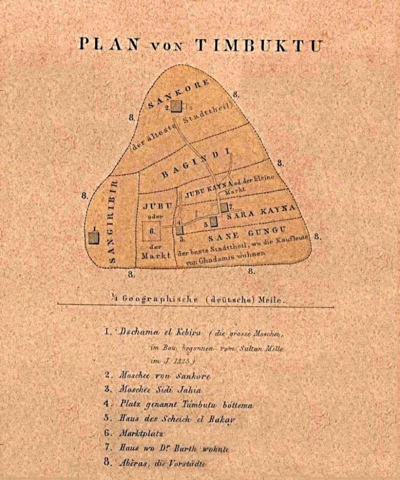 La magie des cartes historiques de Rumsey  Timbuk10