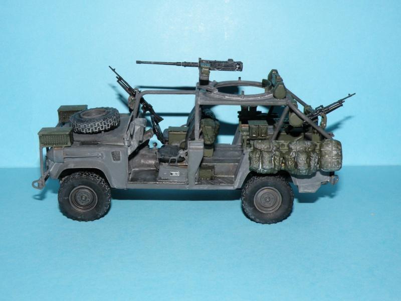 land rover RSOV hobby boss 1/35e ( Fafa )  Pc210010