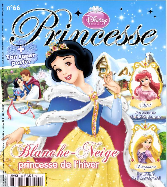 [Magazine] Disney Princesse Magazine France M308110
