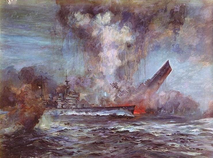 Belges dans la Marine Royale Néerlandaise? - Page 2 Sinkin10