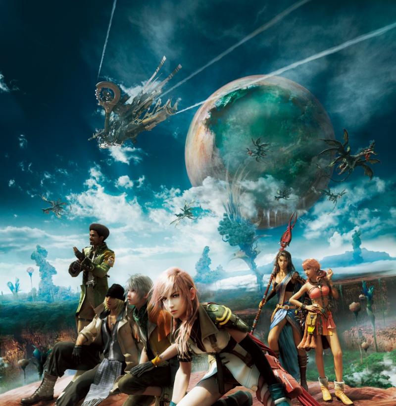 Final Fantasy XIII Ff1310